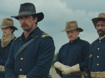 "BAM trails into the Wild West for ""Hostiles""!"