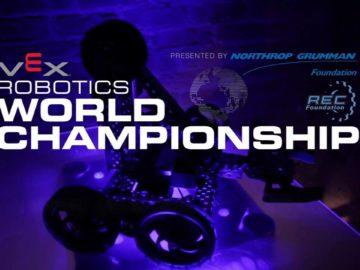 BAM Mixes the VEX Robotics World Championship!