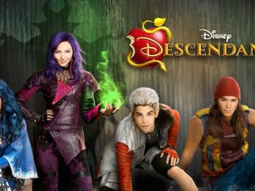 """BAM Goes to the Dark Side with Disney's """"Descendants""""!"""