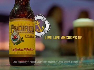 BAM Anchors onto Pacifico Beer's New Campaign!