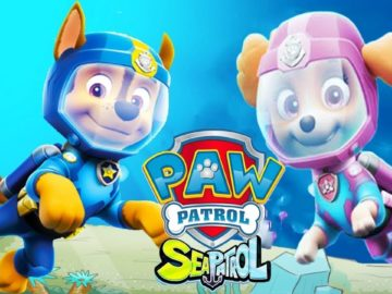 """BAM has a Barkin' good time recording for """"Paw Patrol""""!"""