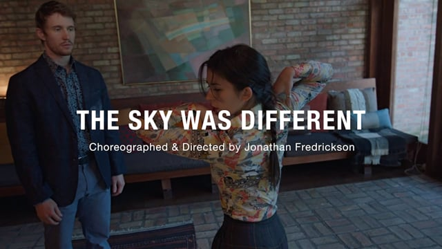 The Sky Was Different - Hubbard Street Dance Company