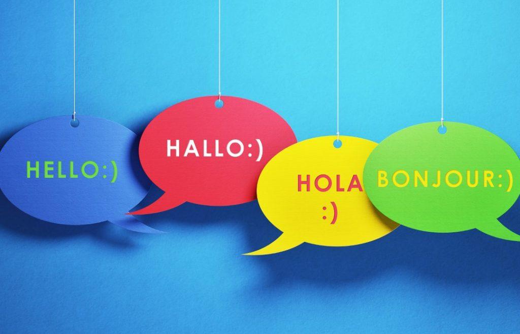 services-Foreign Language Production