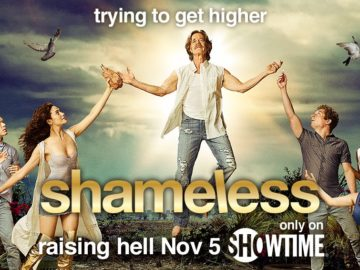 BAM records Ethan Cutkosky for Season 8 of Shameless!