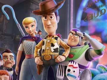 """Toy Story 4"" Official Trailer Is Out!"