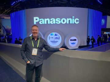 Panasonic Unveiling at the 2019 International CES Expo